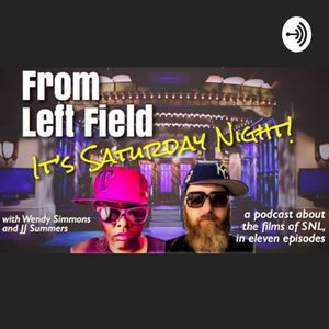 From Left Field Podcast Image