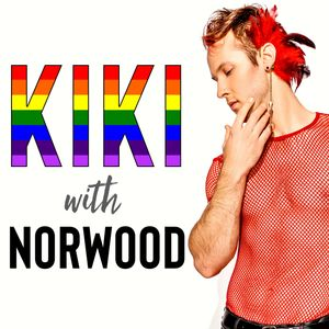 Kiki with Norwood Podcast Image