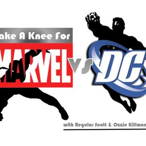 Take A Knee For Marvel Vs DC