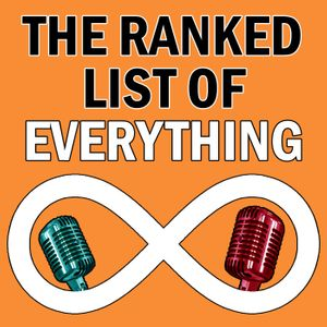 The Ranked List of Everything