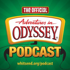 The Official Adventures in Odyssey Podcast Podcast Image