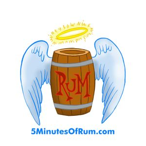 5 Minutes of Rum Podcast Image