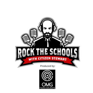 Rock the Schools with Citizen Stewart Podcast Image