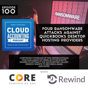 Is your QuickBooks secure in the cloud? Four hosting companies ransomwared