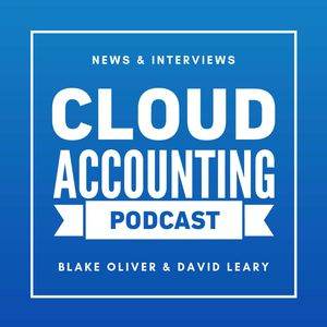 Cloud Accounting Podcast Podcast Image