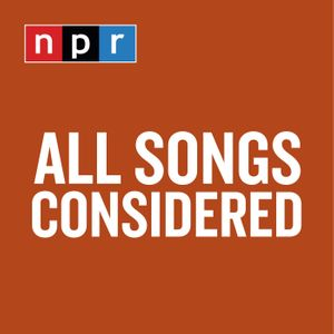 All Songs Considered Podcast Image