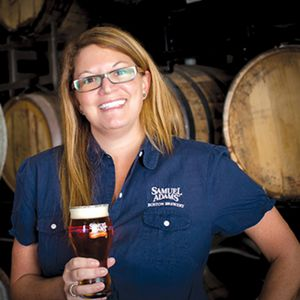 The Business of Beer, Episode 77 with Boston Beer Company Boston Brewery Manager, Jennifer Glanville