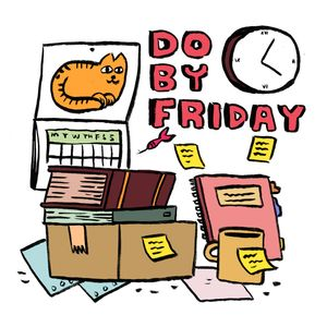 Do By Friday Podcast Image