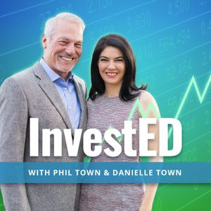 InvestED: The Rule #1 Investing Podcast Podcast Image