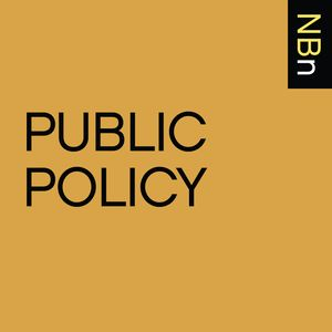 New Books in Public Policy Podcast