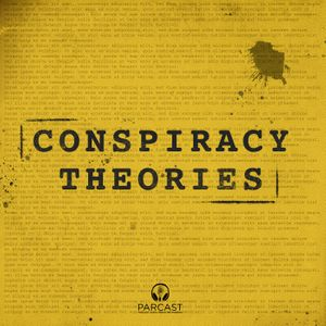Conspiracy Theories Podcast Image