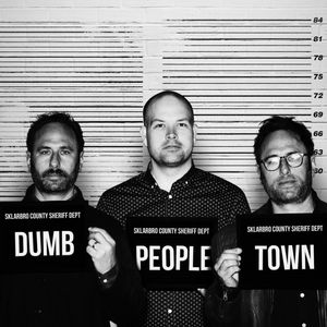 Dumb People Town Podcast Image