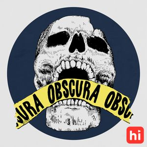 Obscura: A True Crime Podcast Podcast Image