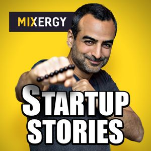Mixergy - Startup Stories with 1000+ entrepreneurs and businesses Podcast Image