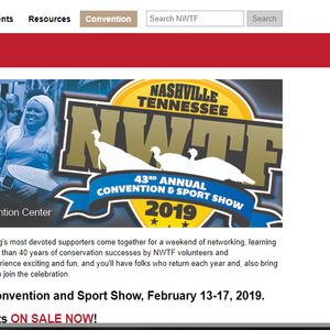 225F - 2019 NWTF Convention and Sport Show Recap