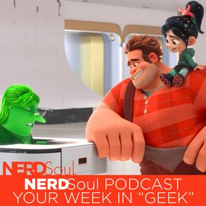 Wreck-It-Ralph: Ralph Breaks The Internet Movie Review w/ Mark B Donica *Non-Spoiler* | NERDSoul