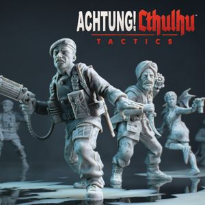 Episode 1: Achtung! Cthulhu Tactics - The Birth of Cthulhu