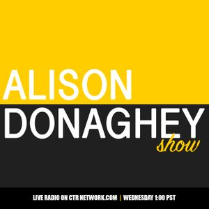 Male Survivor of Child Sex Trafficking - Alison Donaghey Show
