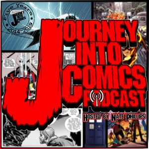 Journey Into Comics 235 - Moth Into Flame