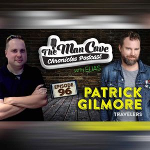 "Interview: Patrick Gilmore ""Travelers"""
