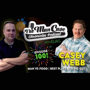 "Interview: Casey Webb ""Man vs Food"" ""Best Places to Pig Out"""
