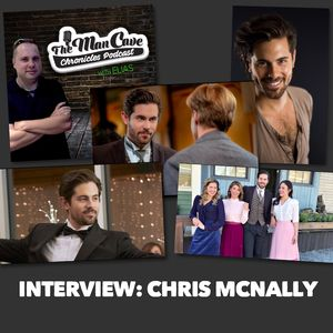 "Interview: Chris McNally ""When Calls the Heart"""