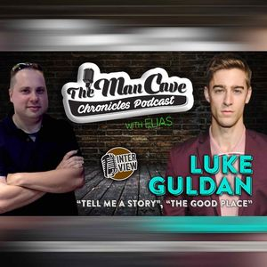 "Interview: Luke Guldan ""Tell Me a Story"" ""The Good Place"""