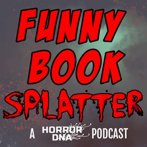 Funny Book Splatter