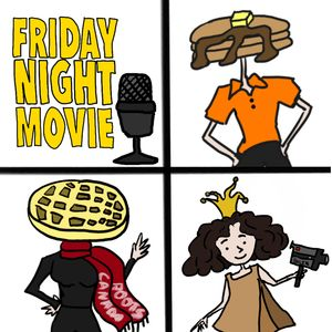 Friday Night Movie by @pancake4table