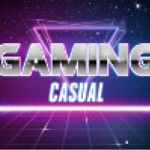Gaming Casual Podcast Image