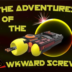 The Awkward Screw - A Sonic Space Fiction