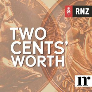 Two Cents' Worth Podcast Image