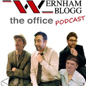 Wernham Blogg - The Office Podcast Podcast Image