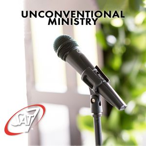 Unconventional Ministry Podcast Image