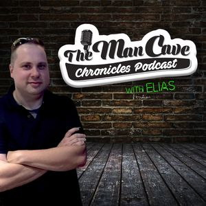 The Man Cave Chronicles Podcast Image