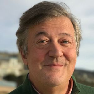 Stephen Fry Podcast Image