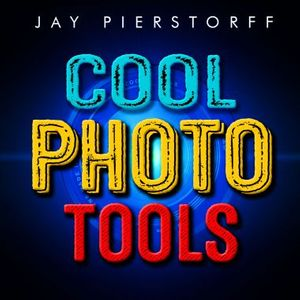Cool Photo Tools - Photography, Video, Photoshop, Lighting, Software, Printing, Galleries, Canon, Nikon, Pentax, Cameras, Gear and Tips! Podcast Image