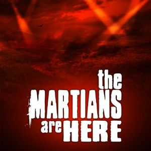 The Martians Are Here » Podcast Feed Podcast Image