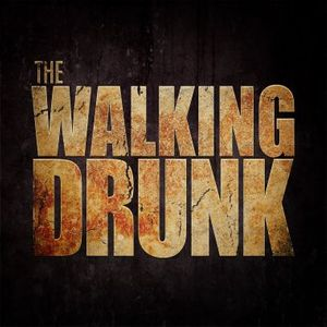 The Walking Drunk Podcast Image