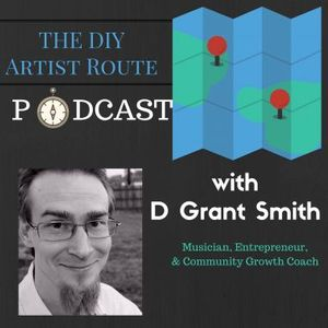 DIY Artist Route Podcast Podcast Image