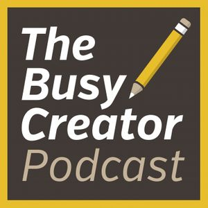 The Busy Creator Podcast with Prescott Perez-Fox - conversations on creative culture, workflow & productivity