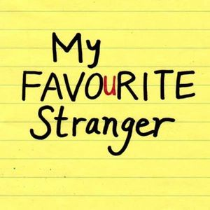 My Favorite Stranger Podcast Podcast Image