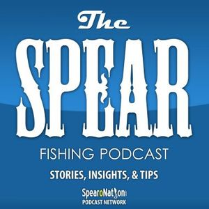The Spear: Spearfishing | Freediving | Apnea | Fishing Podcast Image