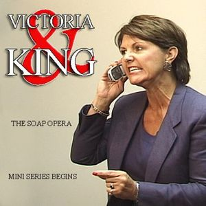 Victoria & King  - The Sexy Soap Opera set in small town Canada (Video Podcast) Podcast Image