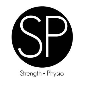 The Strength Physiotherapy Podcast Podcast Image
