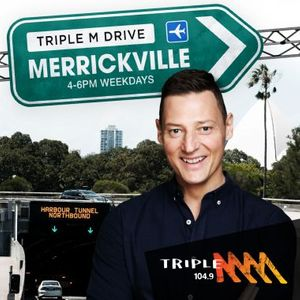 The Merrickville Catch Up - Triple M - Merrick Watts Podcast