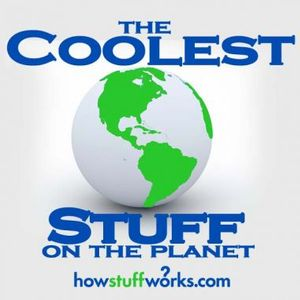 The Coolest Stuff on the Planet Podcast Image