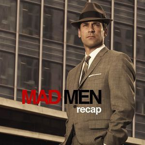Mad Men Recap Podcast Image