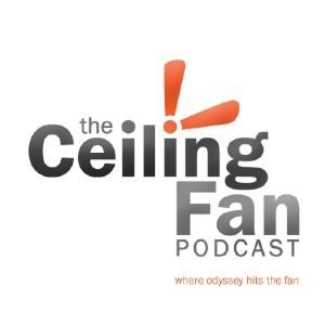 The Ceiling Fan: An Adventures in Odyssey Fancast Podcast Image