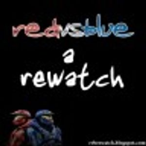 Red vs. Blue: A Rewatch Podcast Image
